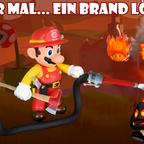 Mario & Yoshi Wallpaper April 2021 - 010