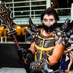 Zürich Game Show 2018 - Cosplay Tag 3 - 014