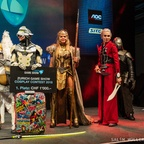 Zürich Game Show 2018 - Cosplay Tag 2 - 292