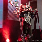 Zürich Game Show 2018 - Cosplay Tag 2 - 173