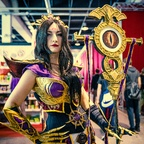 Zürich Game Show 2018 - Cosplay Tag 2 - 078
