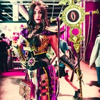 Zürich Game Show 2018 - Cosplay Tag 2 - 083