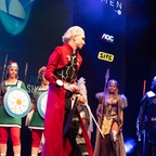 Zürich Game Show 2018 - Cosplay Tag 2 - 246