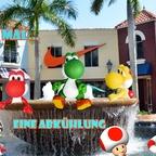 Mario & Yoshi Wallpaper Julii 2021 - 003