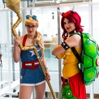 Zürich Game Show 2018 - coline_cosplay - female bowser - 006