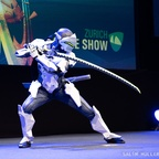 Zürich Game Show 2018 - Cosplay Tag 2 - 162