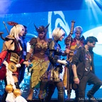 Zürich Game Show 2018 - Cosplay Tag 1 - 011
