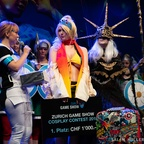 Zürich Game Show 2018 - Cosplay Tag 2 - 264