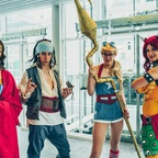 Zürich Game Show 2018 - Cosplay Tag 3 - 040