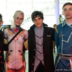 Zürich Game Show 2018 - Cosplay Tag 2 - 109