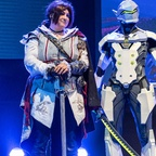 Zürich Game Show 2018 - Cosplay Tag 2 - 225