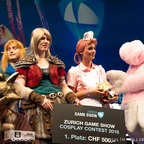Zürich Game Show 2018 - Cosplay Tag 3 - 216