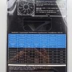 UDM-PRO, Scythe KazeFlex 120 PWM (Technische Daten)