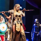 Zürich Game Show 2018 - Cosplay Tag 2 - 247