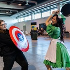 Zürich Game Show 2018 - Cosplay Tag 2 - 047