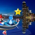 Mario & Yoshi Wallpaper August 2021 - 013