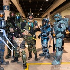 Zürich Game Show 2018 - Cosplay Tag 1 - 064
