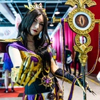 Zürich Game Show 2018 - Cosplay Tag 2 - 081