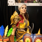 Zürich Game Show 2018 - Cosplay Tag 1 - 039