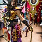Zürich Game Show 2018 - Cosplay Tag 2 - 086