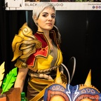 Zürich Game Show 2018 - Cosplay Tag 1 - 040