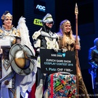 Zürich Game Show 2018 - Cosplay Tag 2 - 273